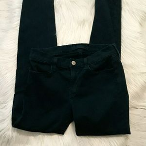 J Brand Super Skinny Jeans Dark Teal 27